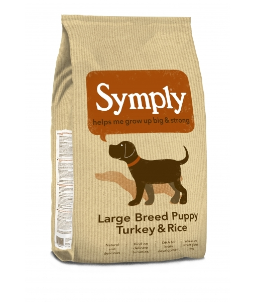 Symply Large Breed Puppy Puran