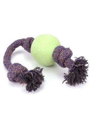 Beco Rope žoga na vrvici zelena S
