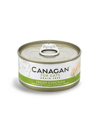 Canagan Cat - svež piščanec- svež piščanec