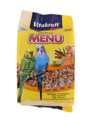 Vitakraft Menu Premium hrana za male papige