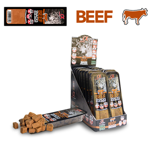 Alpha Spirit Beef Snack