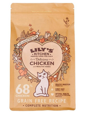Lily's Kitchen Delicious Chicken 800g