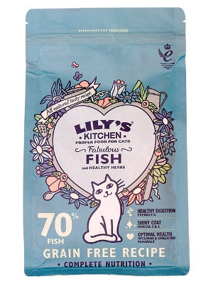 Lily's Kitchen Fabulous Fish 800g