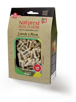 Naturest Dual Flavor Lamb & Rice