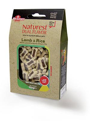 Naturest Dual Flavor Lamb & Rice