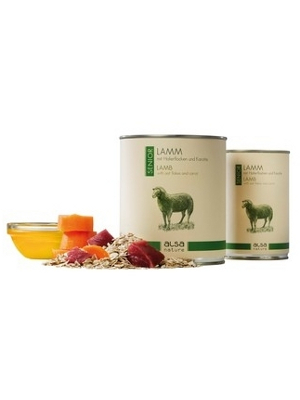 Alsa Nature Senior jagnjetina 400g