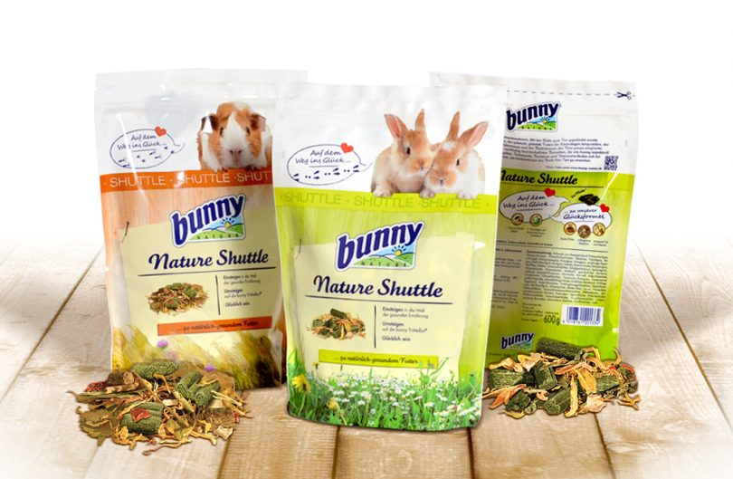 Bunny Nature hrana za glodavce in kunce