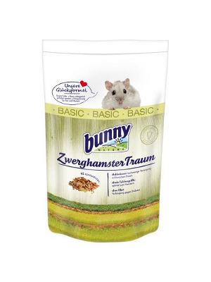 Bunny Nature Dwarf Hamster Dream Basic 400g