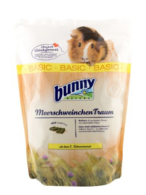 Bunny Nature Guinea Pig Dream Basic 1,5kg