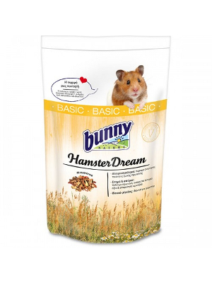 Bunny Nature Hamster Dream Basic 400g