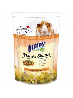 Bunny Nature Shuttle 600g