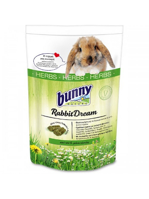 Bunny Nature Rabbit Dream Herbs 750g