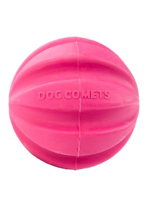 Dog Comets Ball Halley Rose žoga - roza fi 6cm