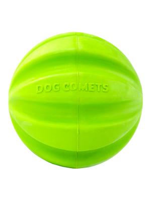 Dog Comets Ball Hale-Bopp žoga - zelena fi 6cm.
