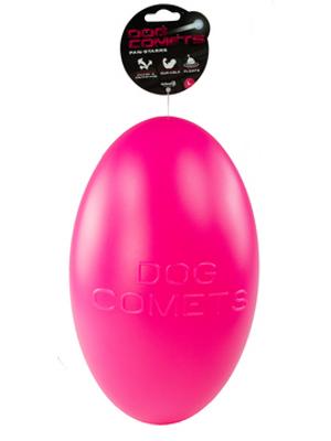 Dog Comets Pan-Stars igrača - jajce - roza 30cm