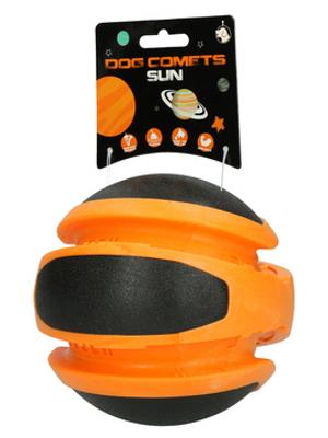 Dog Comets Planets Sun - oranžna 14cm