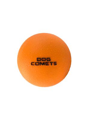 Dog Comets Stardust - oranžna fi 6cm