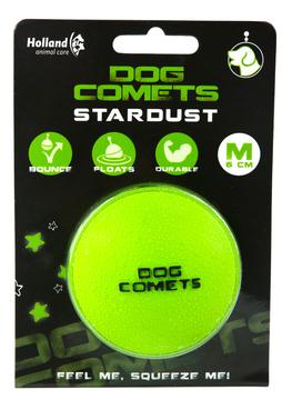 Dog Comets Stardust - zelena fi 6cm