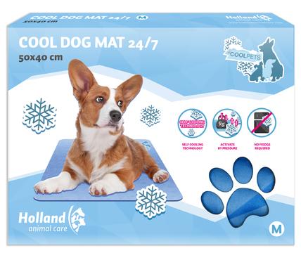 Hladilna blazina za psa 50x40cm CoolPets