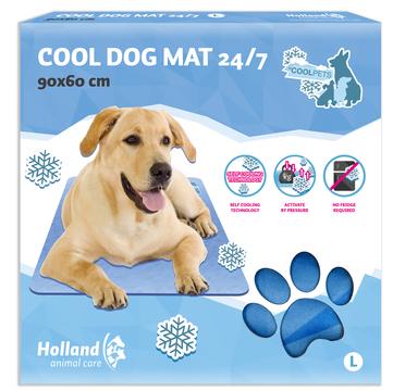 Hladilna blazina za psa 90x60cm CoolPets