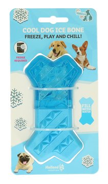 Hladilna kost za psa 13cm - za zmrzovanje