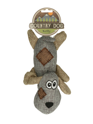 Country Dog Nelly 24cm pasja igrača