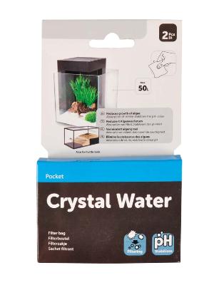 Crystal Water za čisto vodo (2 vrečki)