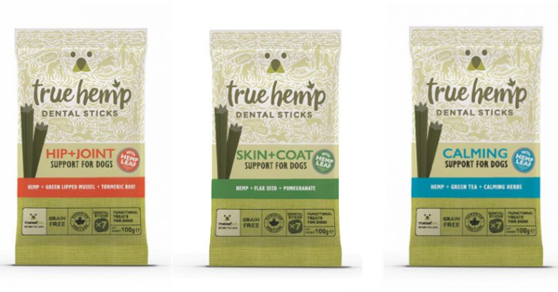 True Hemp Dental Sticks