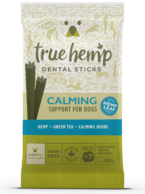 True Hemp Dental Sticks Calming 100g -