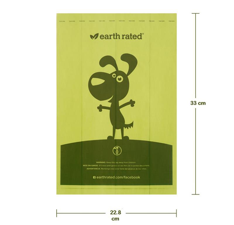 Biorazgradljive vrečke Earth Rated