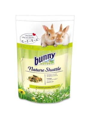 Bunny Nature Shuttle 600g - za kunce