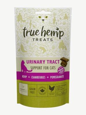 True Hemp Urinary Tract 50g mačji priboljšek