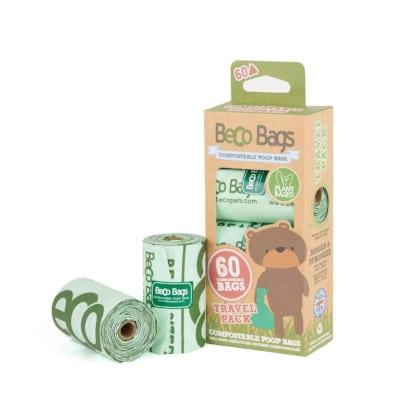 Beco Bags kompostno razgradljive vrečke za pasje iztrebke