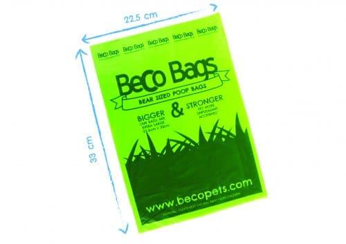 Beco bags - vrečke za pasje iztrebke - biorazgradljive 1