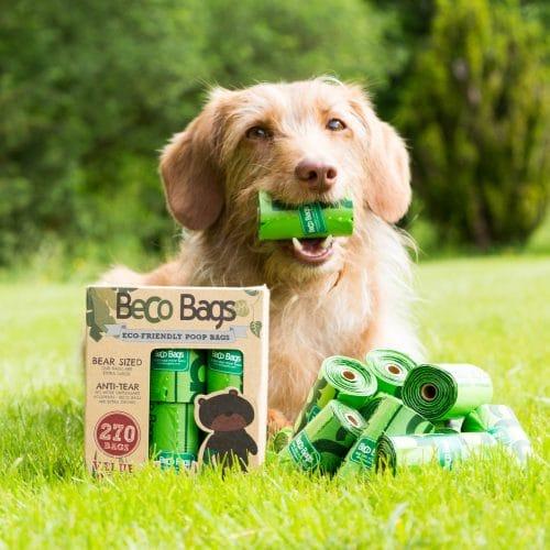 Beco bags - vrečke za pasje iztrebke - biorazgradljive 2