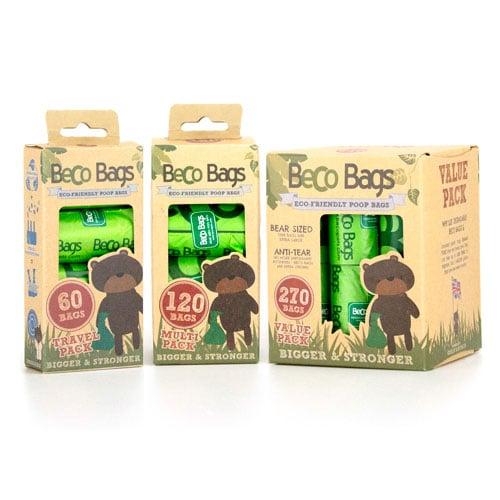 Beco bags - vrečke za pasje iztrebke - biorazgradljive