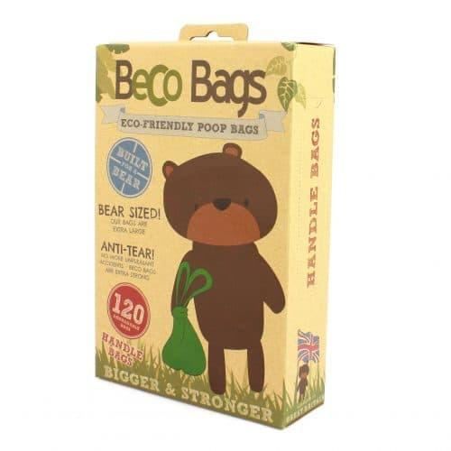 Beco bags - vrečke za pasje iztrebke - z ročajem