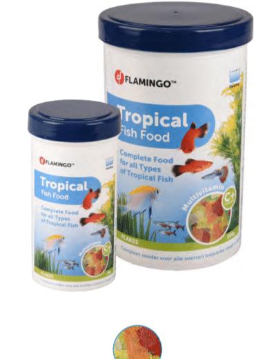 Hrana za tropske ribe