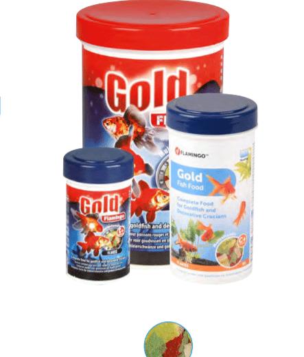Hrana za zlate ribe