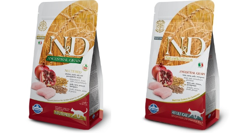 Natural & Delicious Low Grain